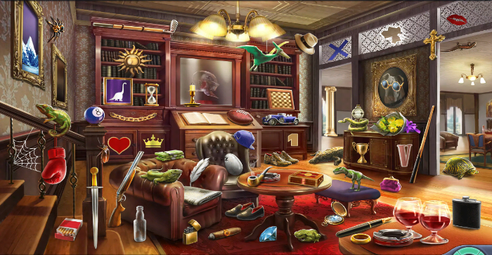All Criminal Case Hidden Objects