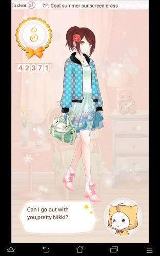 Hello Nikki Let 39 S Beauty Up A Dress May Remind You Of Childhood Gamers Unite Ios
