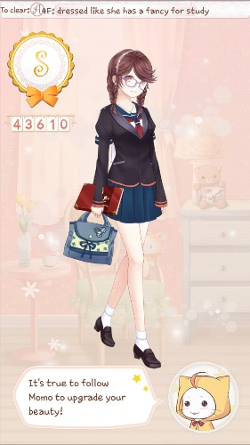 Hello Nikki Let 39 S Beauty Up Dressed Like She Has A Gamers Unite Ios