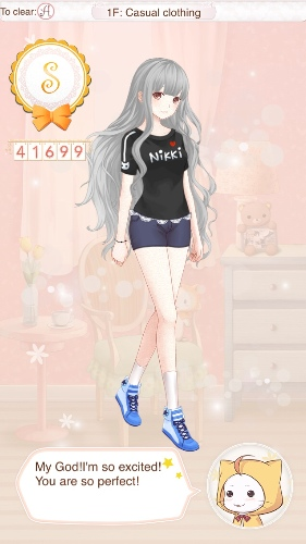 Hello Nikki Let 39 S Beauty Up Gorgeous But Decadent Goth Gamers Unite Ios