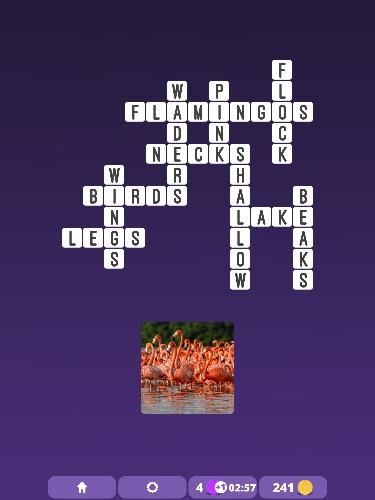 One Clue Crossword Examine Pics To Solve Crosswords Level 2 Dessert