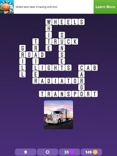One Clue Crossword Examine Pics To Solve Crosswords Answers Gamers Unite Ios
