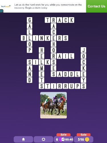 One Clue Crossword Examine Pics To Solve Crosswords Tips Cheats Vidoes And Strategies