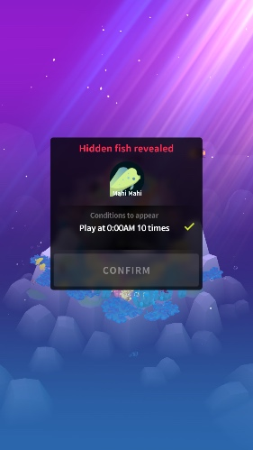 Abyssrium fish gamers unite ios for Tap tap fish all hidden fish