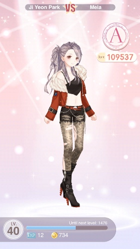 love nikki princess 3-3