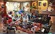 Victim's Living Room