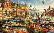 Market on the Ganges