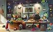 Alden Greene's Desk -new