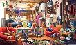 Troy's Dorm Room -new