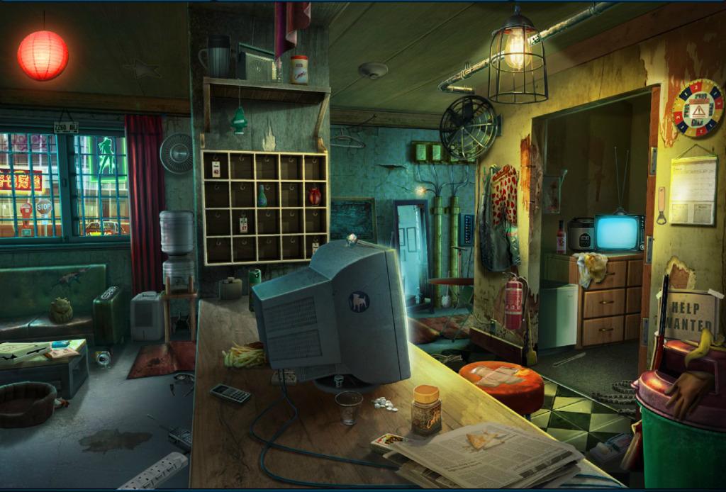 Good Hidden Shadows Scenes » Season 2 Case 1: Killer Kingpin » Flop House