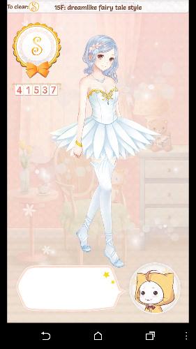 Hello Nikki - Let's Beauty Up Fairy Tale Style