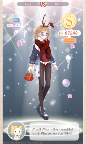 Love nikki 4-12 princess
