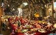 Feast hall, 1643