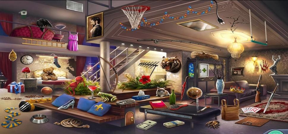 Criminal Case Living Room Bonus All Items | Conceptstructuresllc.com