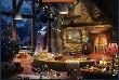Ski Lodge Lobby
