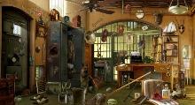 8.1 Interior Jail Cell