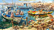 Port, Cyprus